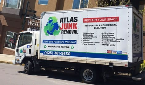 Exceptionnel We Are A Full Service Residential And Commercial Junk, Furniture And  Appliance Removal Company Located In Kirkland, WA.