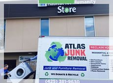 Atlas Junk Removal Donation Service